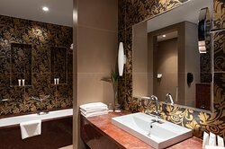 Our RestRooms Are Fully Equipped With Amenities You Need