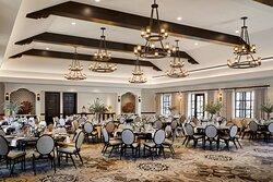 Los Olivos Room - Banquet Setup