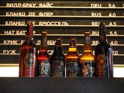 более 150 сортов пива со всего мира