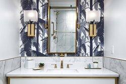 Guest Bathroom - Single Vanity