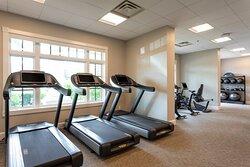 Fitness Center - Treadmills