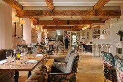 The Hound Restaurant Conservatory