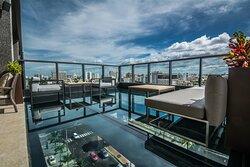 Vertygo 101 Bar - Terrace