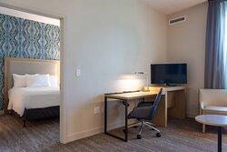 One-Bedroom Queen/Queen – Living Area