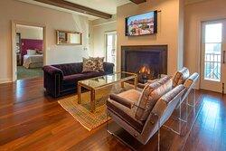 Grand Bohemian Suite - Living Room