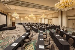 Meeting and Event Space – Classroom Setup