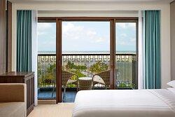 Deluxe Ocean Front View Guest Room