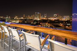 Up Rooftop Lounge - City View