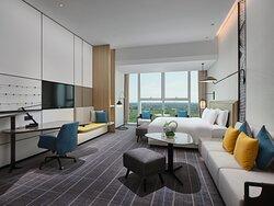 Kind Bed Premium Room