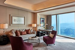 Caroline Suite - Living Room