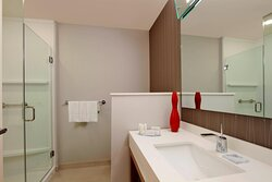 King Guest Bathroom with Shower