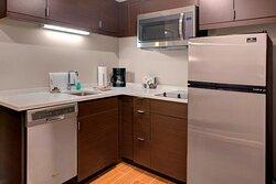 Two-Bedroom Suite - Kitchen Area