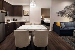 Two-Bedroom Suite - Living & Kitchen Area