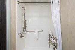 ADA/Handicap accessible Guest Bathroom