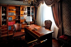 Presidential Suite - Office Area