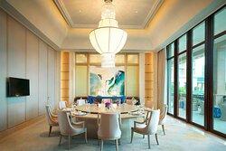 Five Sen5es Private Dining Room - Seav View