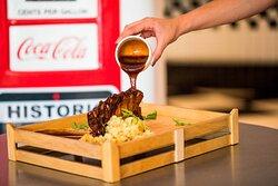 The Diner signature dish