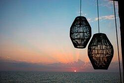 Barbouni Restaurant - Ceiling Lights