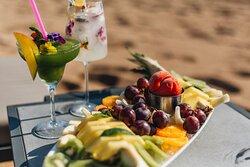 The Beach Experience - Food