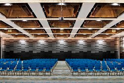 Westin Grand Ballroom- Theater Setup