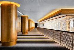 Westin Grand Ballroom- Mezzanine Foyer