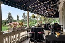 Colonial Room Restaurant - Terrace