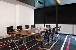 Tactic meetings I, boardroom