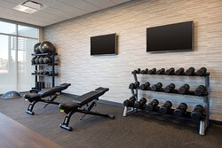 Fitness Center - Strength and Core Training