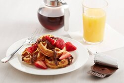 Complimentary Breakfast - Your Perfect Waffle