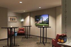 Meeting Room - Break Area
