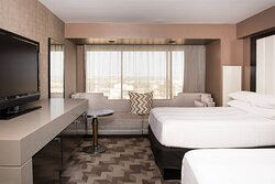 Double/Double Guest Room - Hollywood View