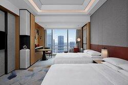 Double/Double Premier Guest Room