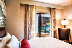 Accessible 1 Bedroom Suite
