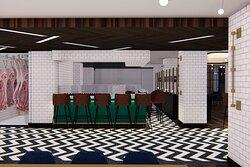 Wicked Butcher Restaurant - Sushi Bar & Open Kitchen
