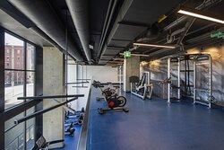 RIYYCBL Fitness Upper Floor