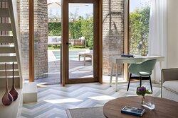 La Maisonette Pool Loft Suite
