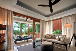 Terrace Suite - Living
