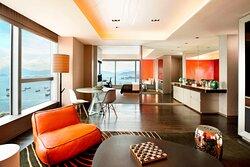 Marvelous Suite Living Room