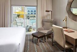 Queen/Queen Premier Terrace Guest Room