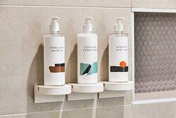 Guest Bathroom - Shower Amenities