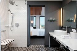 Accessible King Guest Bathroom