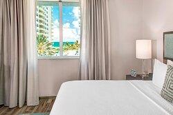 Ocean View King Studio Suite