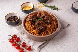 Tajine Lesan Asfour with Meat