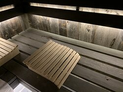 brown sticky substance in the Japanese baths