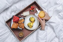 In-room Dining - Breakfast