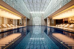 Al Messila Health Center - Indoor Recreation Pool