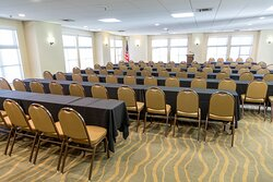 Our flexible meeting space is perfect for any group or event