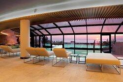 Portopiccolo Spa by Bakel Relaxation area