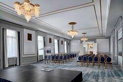Blue Lounge Meeting Room