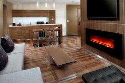 King Loft Suite - Living Area